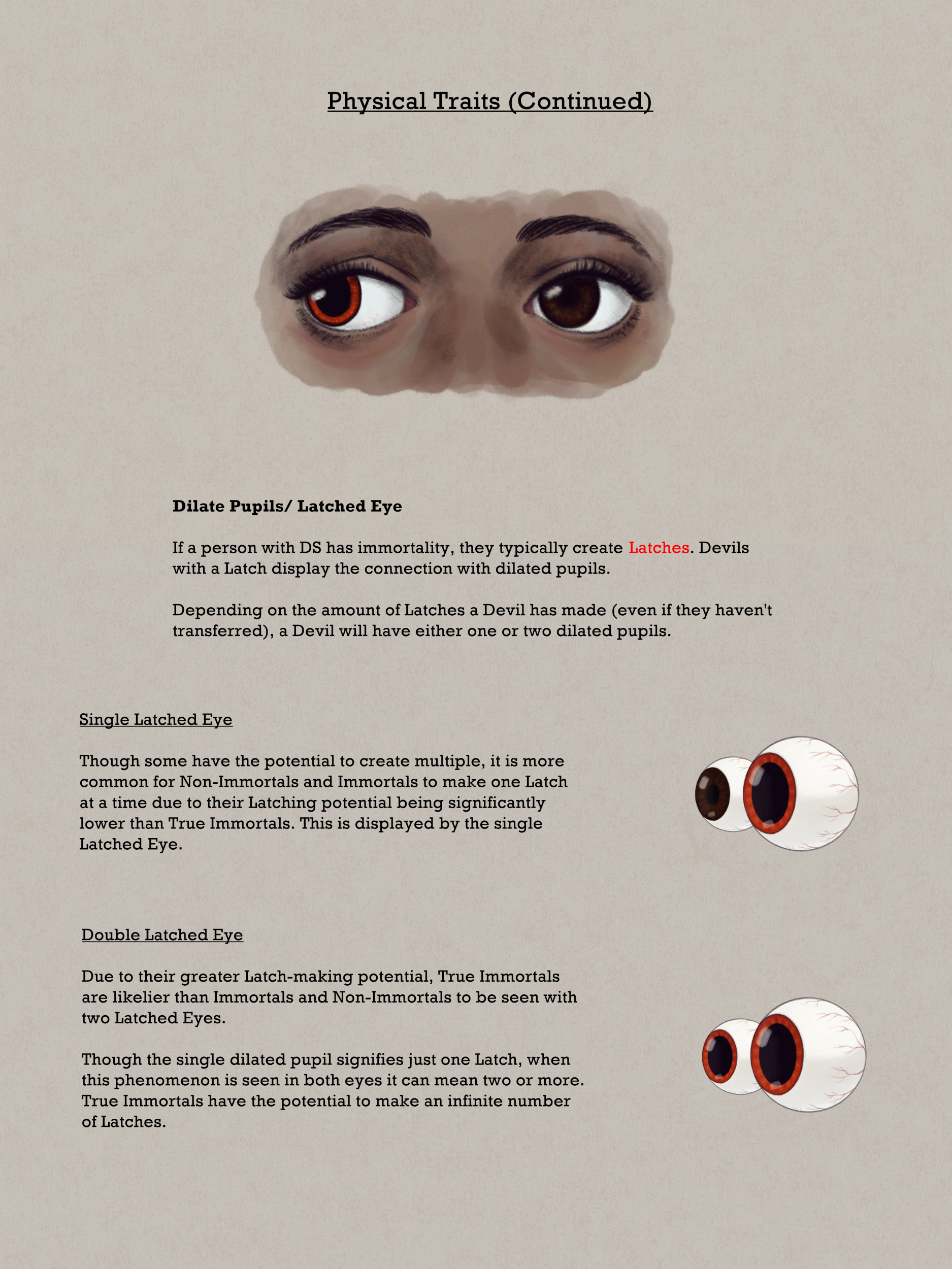Encyclopedia-Devil-Page 3-Physical Traits Page 2