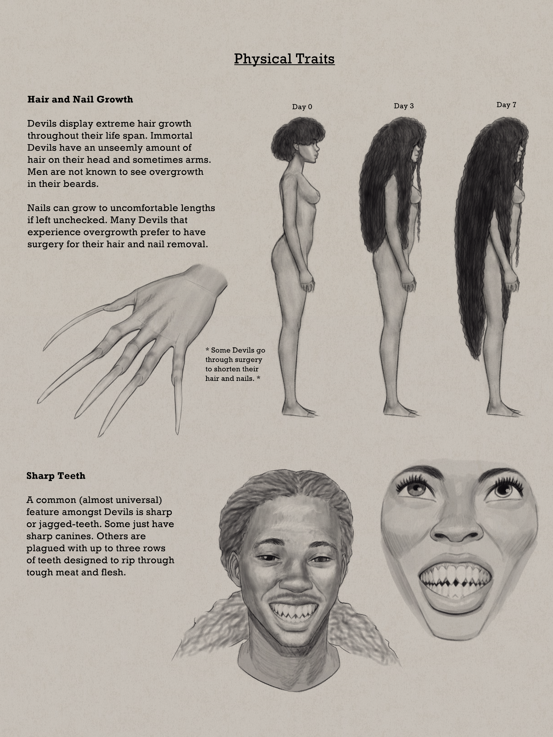 Encyclopedia-Devil-Physical Traits Page 1 Small1